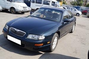 Автомобиль Mazda Xedos 9, хорошее состояние, 1999 года выпуска, цена 200 000 руб., Мурманск