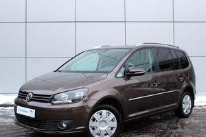 Авто Volkswagen Touran, 2012 года выпуска, цена 719 000 руб., Москва