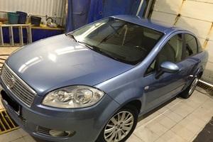 Автомобиль Fiat Linea, хорошее состояние, 2011 года выпуска, цена 390 000 руб., Пенза