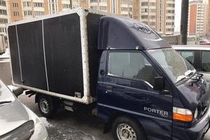 Автомобиль Hyundai Porter, хорошее состояние, 2012 года выпуска, цена 450 000 руб., Москва