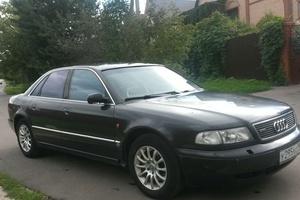 Подержанный автомобиль Audi A8, хорошее состояние, 1995 года выпуска, цена 220 000 руб., Подольск