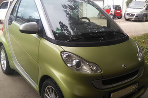 Автомобиль Smart Fortwo, отличное состояние, 2010 года выпуска, цена 460 000 руб., Видное