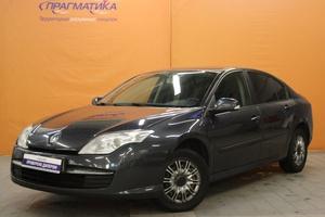 Авто Renault Laguna, 2010 года выпуска, цена 430 000 руб., Санкт-Петербург
