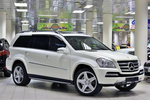 Авто Mercedes-Benz GL-Класс, 2011 года выпуска, цена 1 649 999 руб., Москва