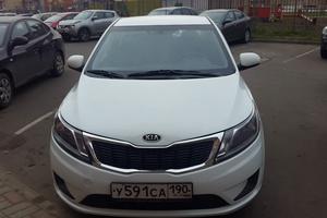 Подержанный автомобиль Kia Rio, отличное состояние, 2011 года выпуска, цена 410 000 руб., Раменское
