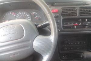 Автомобиль Chevrolet Tracker, среднее состояние, 2000 года выпуска, цена 200 000 руб., Казань