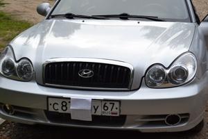 Автомобиль Hyundai Sonata, хорошее состояние, 2004 года выпуска, цена 220 000 руб., Одинцово