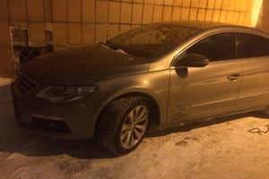 Автомобиль Volkswagen Passat CC, хорошее состояние, 2011 года выпуска, цена 600 000 руб., Казань