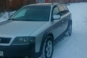 Автомобиль Audi Allroad, хорошее состояние, 2001 года выпуска, цена 360 000 руб., Сергиев Посад