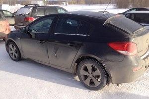 Автомобиль Chevrolet Cruze, хорошее состояние, 2012 года выпуска, цена 500 000 руб., Челябинск