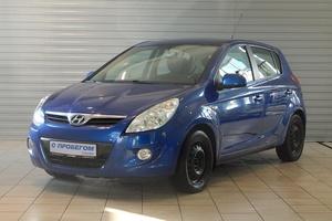 Авто Hyundai i20, 2010 года выпуска, цена 395 000 руб., Москва
