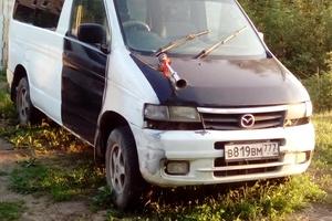 Автомобиль Mazda Bongo Friendee, хорошее состояние, 1998 года выпуска, цена 170 000 руб., Дмитров