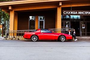 Автомобиль Pontiac Firebird, отличное состояние, 1989 года выпуска, цена 890 000 руб., Санкт-Петербург