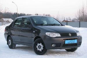 Авто Fiat Albea, 2008 года выпуска, цена 209 000 руб., Екатеринбург
