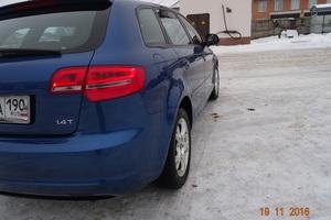 Подержанный автомобиль Audi A3, отличное состояние, 2008 года выпуска, цена 550 000 руб., Волоколамск