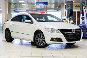 Авто Volkswagen Passat CC, 2011 года выпуска, цена 733 333 руб., Москва