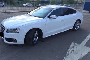Подержанный автомобиль Audi A5, хорошее состояние, 2011 года выпуска, цена 960 000 руб., Дмитров