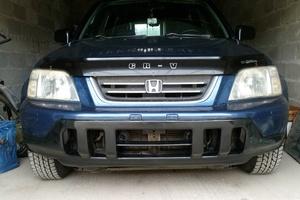 Подержанный автомобиль Honda CR-V, хорошее состояние, 1997 года выпуска, цена 280 000 руб., Серпухов