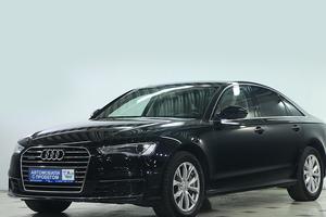 Подержанный автомобиль Audi A6, отличное состояние, 2016 года выпуска, цена 2 499 000 руб., Москва