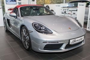 Авто Porsche Boxster, 2016 года выпуска, цена 5 191 378 руб., Москва