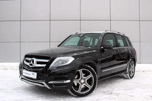 Авто Mercedes-Benz GLK-Класс, 2013 года выпуска, цена 1 679 400 руб., Москва