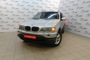 Авто BMW X5, 2002 года выпуска, цена 445 000 руб., Санкт-Петербург
