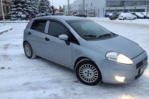 Автомобиль Fiat Punto, хорошее состояние, 2006 года выпуска, цена 195 000 руб., Челябинская область