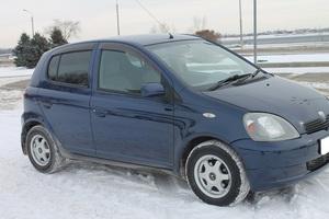 Автомобиль Toyota Vitz, отличное состояние, 2000 года выпуска, цена 209 000 руб., Волгоград