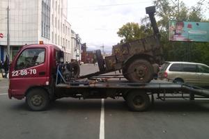 Автомобиль Foton Ollin BJ 1041, отличное состояние, 2007 года выпуска, цена 575 000 руб., Томск