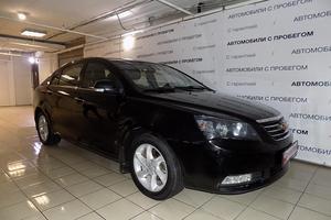 Авто Geely Emgrand, 2013 года выпуска, цена 590 000 руб., Москва