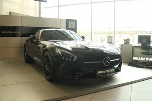 Авто Mercedes-Benz AMG GT, 2016 года выпуска, цена 9 651 672 руб., Москва