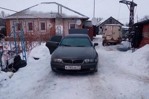 Автомобиль Mitsubishi Diamante, хорошее состояние, 1997 года выпуска, цена 200 000 руб., Москва