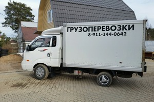 Автомобиль Kia Bongo, отличное состояние, 2011 года выпуска, цена 650 000 руб., Санкт-Петербург
