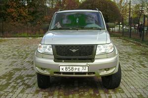 Подержанный автомобиль УАЗ Patriot, отличное состояние, 2011 года выпуска, цена 465 000 руб., Смоленск