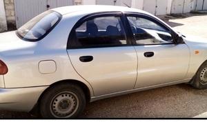 Автомобиль Daewoo Lanos, хорошее состояние, 2008 года выпуска, цена 200 000 руб., Ялта