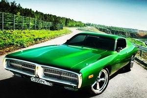 Автомобиль Dodge Charger, отличное состояние, 1972 года выпуска, цена 3 000 000 руб., Казань