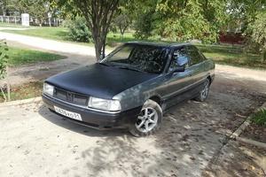 Подержанный автомобиль Audi 80, хорошее состояние, 1991 года выпуска, цена 160 000 руб., Краснодарский край
