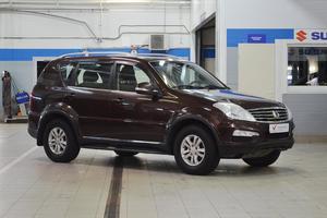Авто SsangYong Rexton, 2013 года выпуска, цена 950 000 руб., Санкт-Петербург