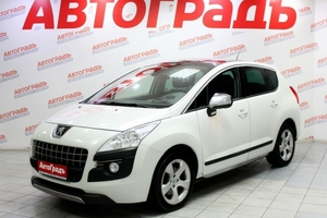 Авто Peugeot 3008, 2013 года выпуска, цена 545 000 руб., Москва
