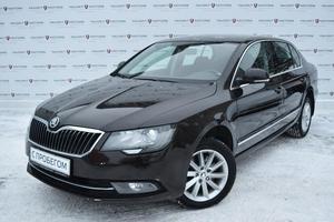 Авто Skoda Superb, 2013 года выпуска, цена 899 000 руб., Москва