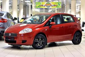 Авто Fiat Punto, 2008 года выпуска, цена 377 777 руб., Москва