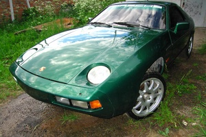 Автомобиль Porsche 928, хорошее состояние, 1982 года выпуска, цена 777 777 руб., Москва