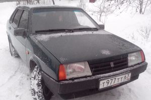 Автомобиль ВАЗ (Lada) 2109, отличное состояние, 1999 года выпуска, цена 105 000 руб., Смоленск