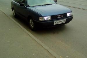 Автомобиль Audi 80, среднее состояние, 1986 года выпуска, цена 85 000 руб., Казань