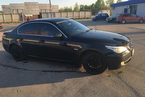 Подержанный автомобиль BMW 5 серия, отличное состояние, 2009 года выпуска, цена 875 000 руб., Серпухов