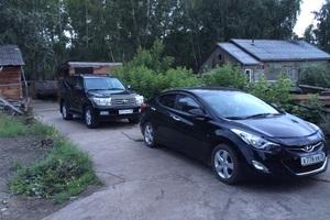 Автомобиль Hyundai Avante, хорошее состояние, 2011 года выпуска, цена 640 000 руб., Иркутск