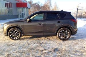 Подержанный автомобиль Mazda CX-5, отличное состояние, 2015 года выпуска, цена 1 430 000 руб., Челябинск