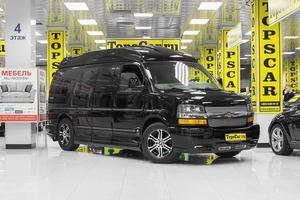 Подержанный автомобиль Chevrolet Express, отличное состояние, 2012 года выпуска, цена 2 198 000 руб., Москва