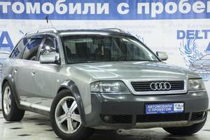 Авто Audi Allroad, 2005 года выпуска, цена 330 000 руб., Москва