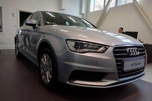 Новый автомобиль Audi A3, 2016 года выпуска, цена 2 019 437 руб., Москва